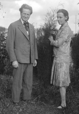 Walter                   and Marion